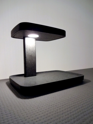 Lampe Piani 2011 Basalte LED variateur édition flos Italie collection flos2