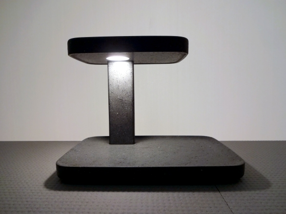 Lampe Piani 2011 Basalte LED variateur édition flos Italie collection flos4
