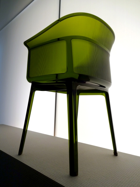 Papyrus Chair 2008 Polycarbonate injecté Edition Kartell Italie Collection Kartell5