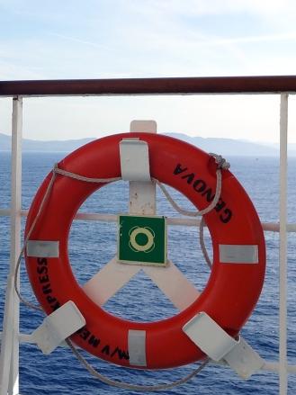 2 - départ Corse