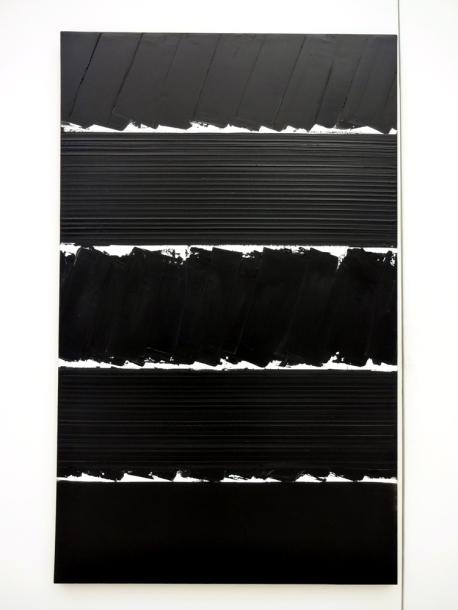 14-Soulages-Outrenoir-Peinture-222x137cm-9-avril-1997-Huile-sur-toile