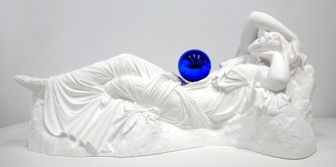Jeff-Koons-17-Gazing-Ball-(Ariadne),2013